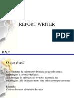 Report Writer Intro