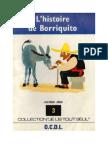 Je lis tout seul Série 08 No 03 L'histoire de Borriquito 1970