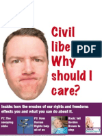 Civil Liberties. Why should I care?