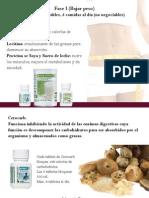 Control de Peso Clientes Proteina