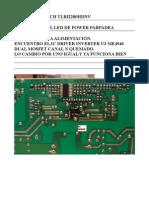 SUNSTECH TLRI2280HDNV LED POWER PARPADEApdf