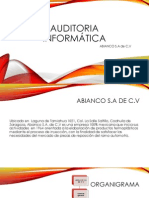 Auditoria informática