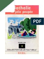 Je lis tout seul Série 02 No 03 Nathalie, la jolie poupée 1972