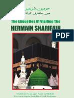 The Etiquettes of Visiting the Haramain Sharifain