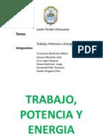 Trabajo, Potencia y Energia4