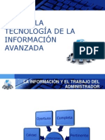 07_Uso de la tecnología de la información avanzada