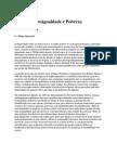 Desigualdade e Pobreza - Eliana Simonetti