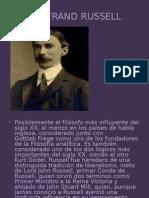 Bertrand Russell - Presentación