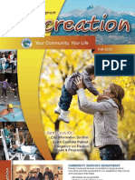 Longmont Recreation Fall 2013 Brochure