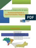 Sustentabilidade e Oportunidades Regionais RJ 2013