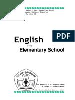 Rangkuman Materi Dan Kumpulan Soal Bahasa Inggris Kelas 4 - 6 SD