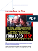 Fora do Fora do Eixo