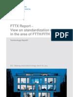 Fttx Technology Report