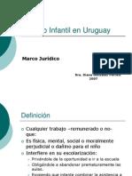 Trabajo Infantil en Uruguay Docentes