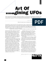 Diego Cuoghi, The Art of Imagining UFOs