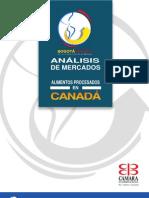 9107 Alimentos Procesados Canada