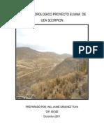 Anexo 22 Estudio de Hidrologia de Linea Base