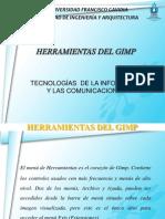 Herramientas Del Gimp Actualizado Tic1