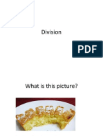 Lesson Plan - Division