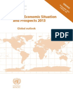 2013 World Economic Situation and Prospects