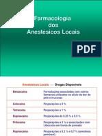 Anestésicos+locais
