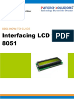 Lcd Interfacing With 8051 Friendly