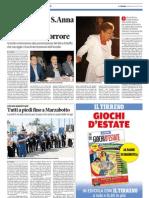 La cronaca del Tirreno