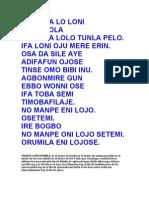 Orumila Lo Loni