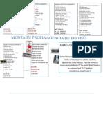 Lista de Precio Julio 2013-