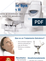 Galvanic Spa Flipchart Spanish - Whole