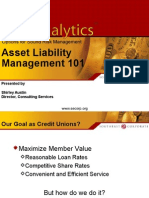 assets and liabilty management