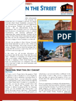 Colorado Main Street Summer 2013 Newsletter