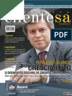 Revista Cliente SA edição 73 - julho 08
