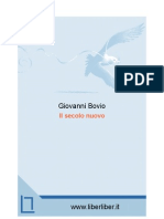 Il Secolo Nuovo - Bovio, Giovanni