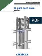 Catalogo Plataforma Para Pozo Doka