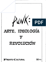 Punk Arte Idelogia Revolucion