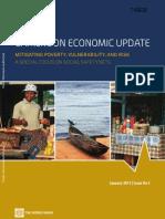 Cameroon Economic Update No.5, January 2013
