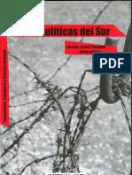 Castro - Que Es Politica Para Biopolitica