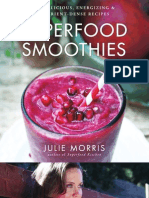 Superfood Smoothie Sampler
