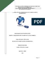 Monografía de Investigación - Redes Inalambricas (1)