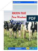 Racion Plus Manual