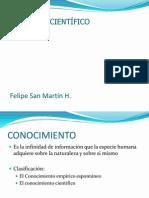 Metodo cientifico 2012