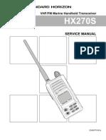 Hx270s Vhf
