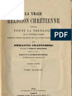 Em Swedenborg LA VRAIE RELIGION CHRETIENNE-1sur11-LeBoysDesGuays 1878