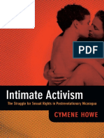 Intimate Activism by Cymene Howe