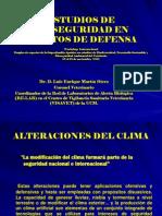 Conferencia Bioseguridad Defensa