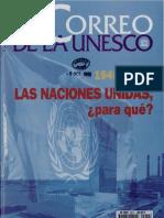 El Correo de La UNESCO - Octubre 1995