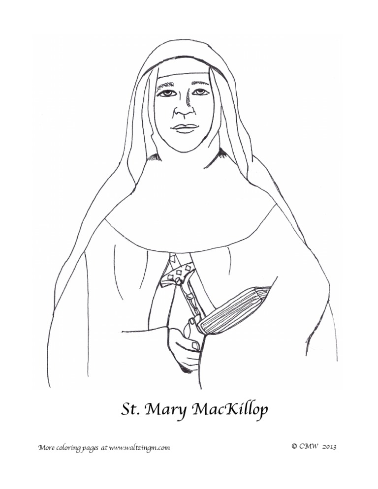 St. Mary MacKillop