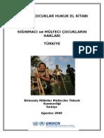Mülteci Çocuklar Hukuk El Kitabı