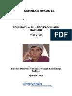 Mülteci Kadınlar Hukuk El Kitabı